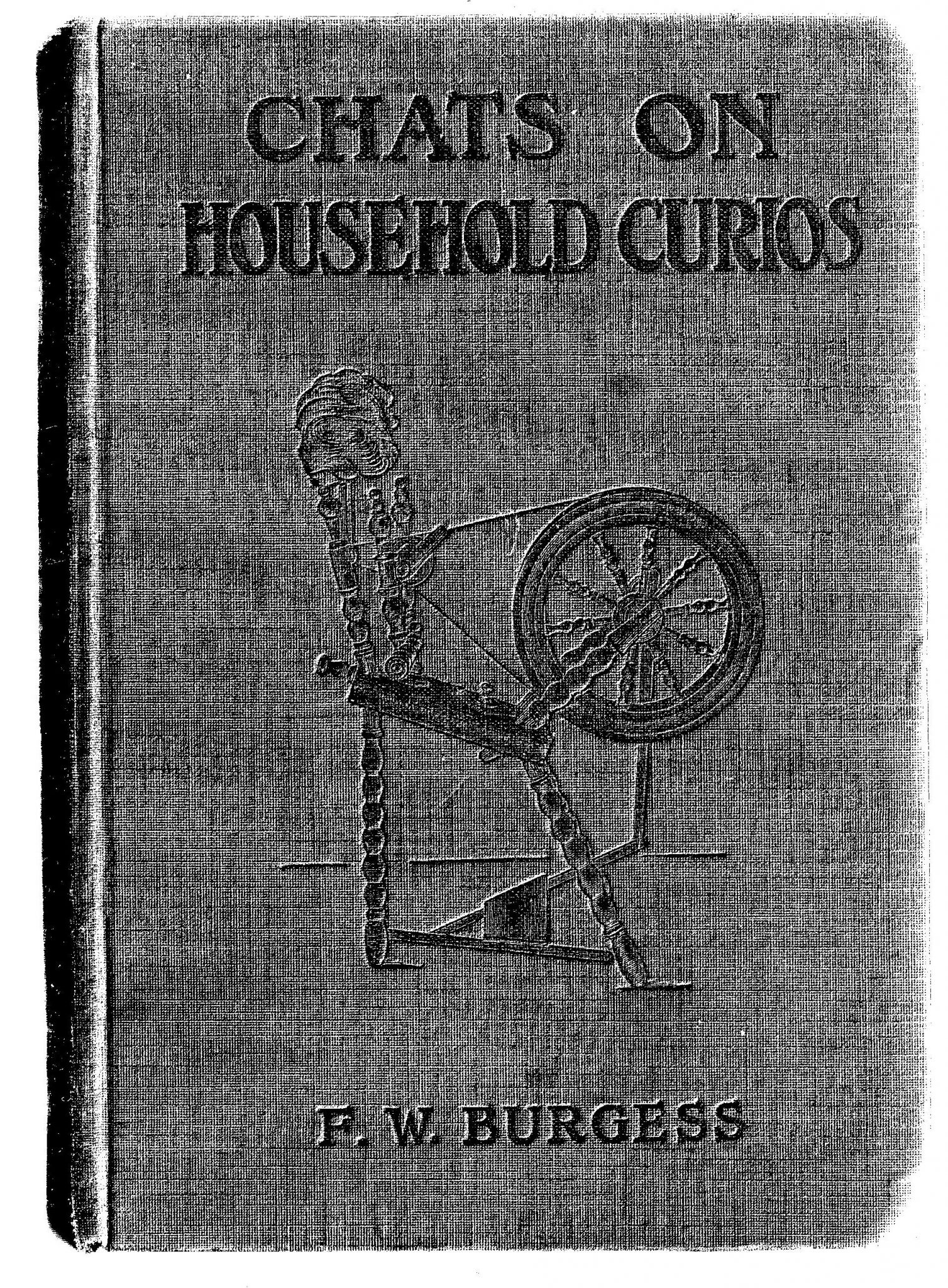 Chats on Household Curios PSL/1914/0006b 1