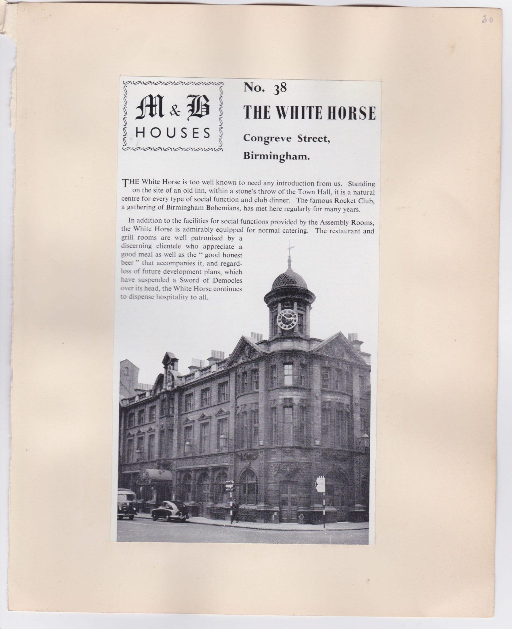 A Pub History Scrapbook Archive 5
