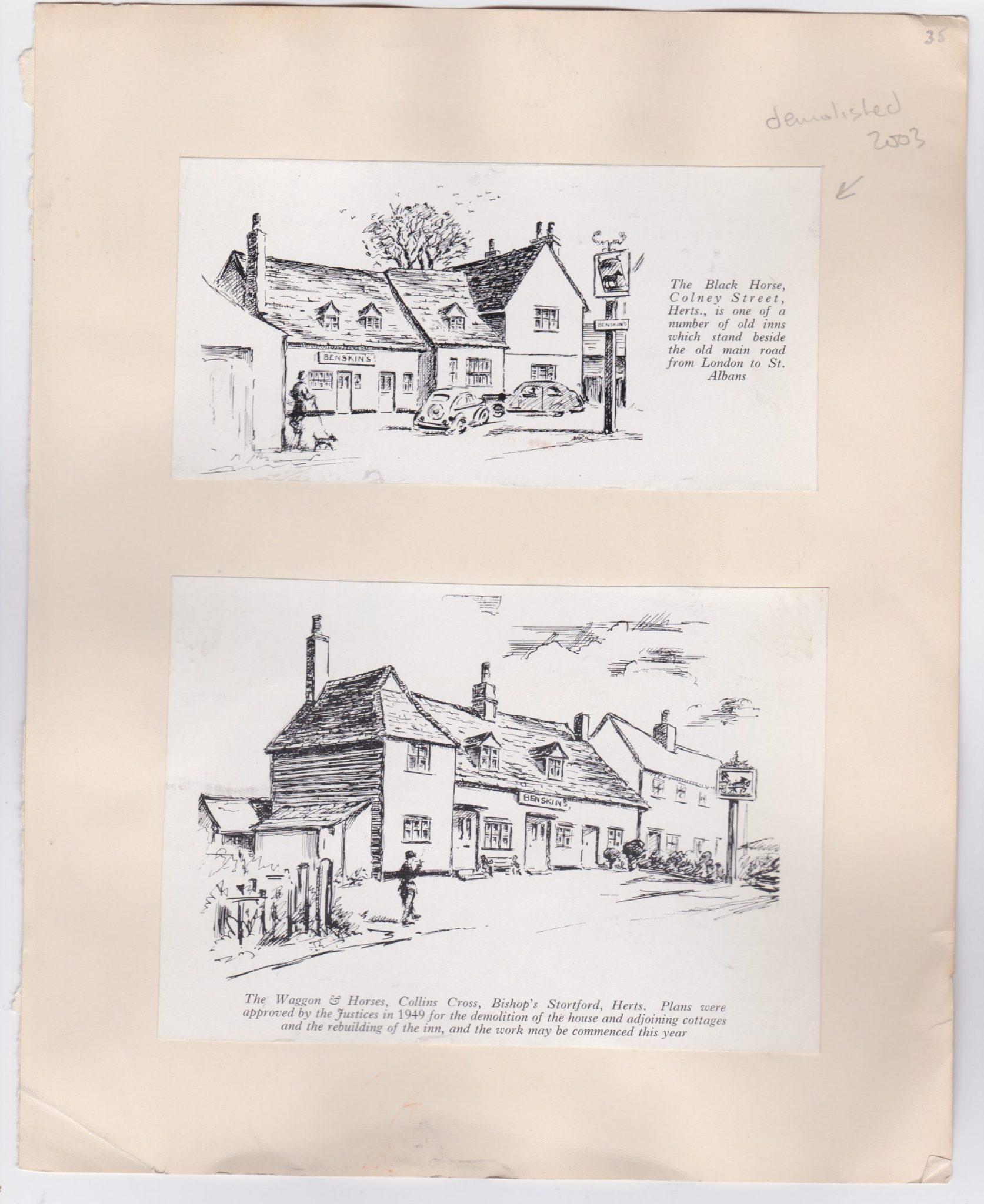 A Pub History Scrapbook Archive 8