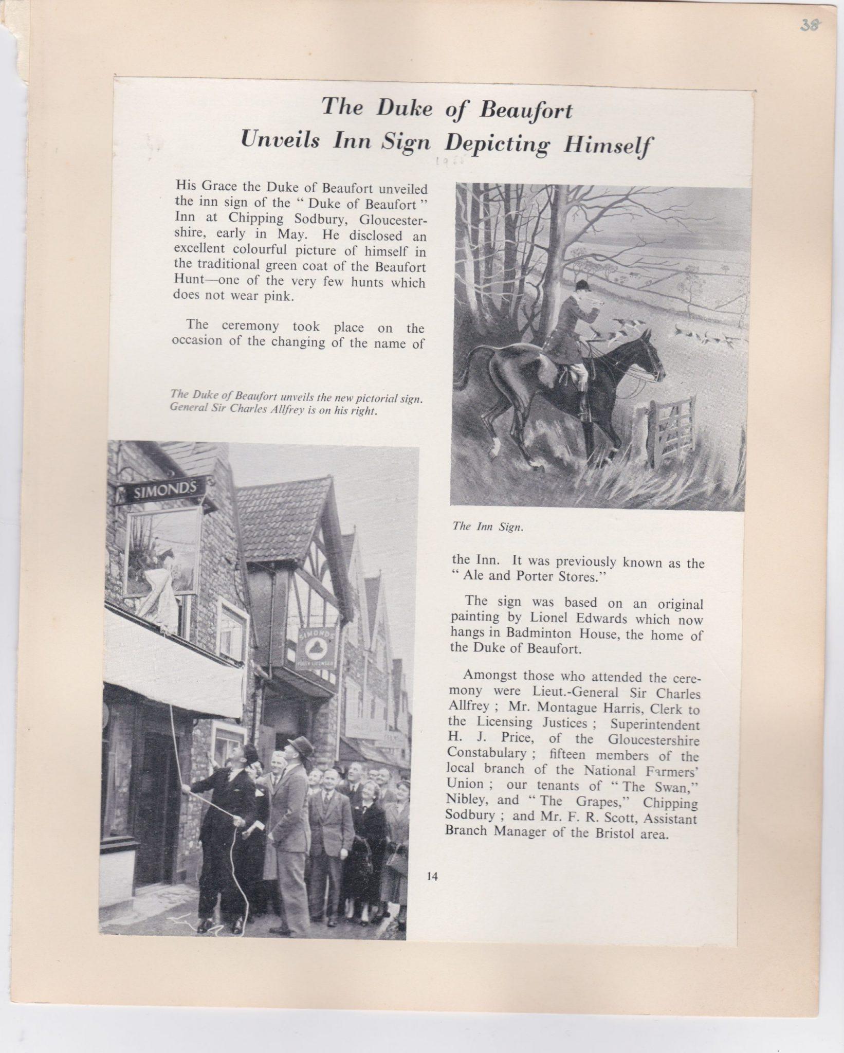A Pub History Scrapbook Archive 11