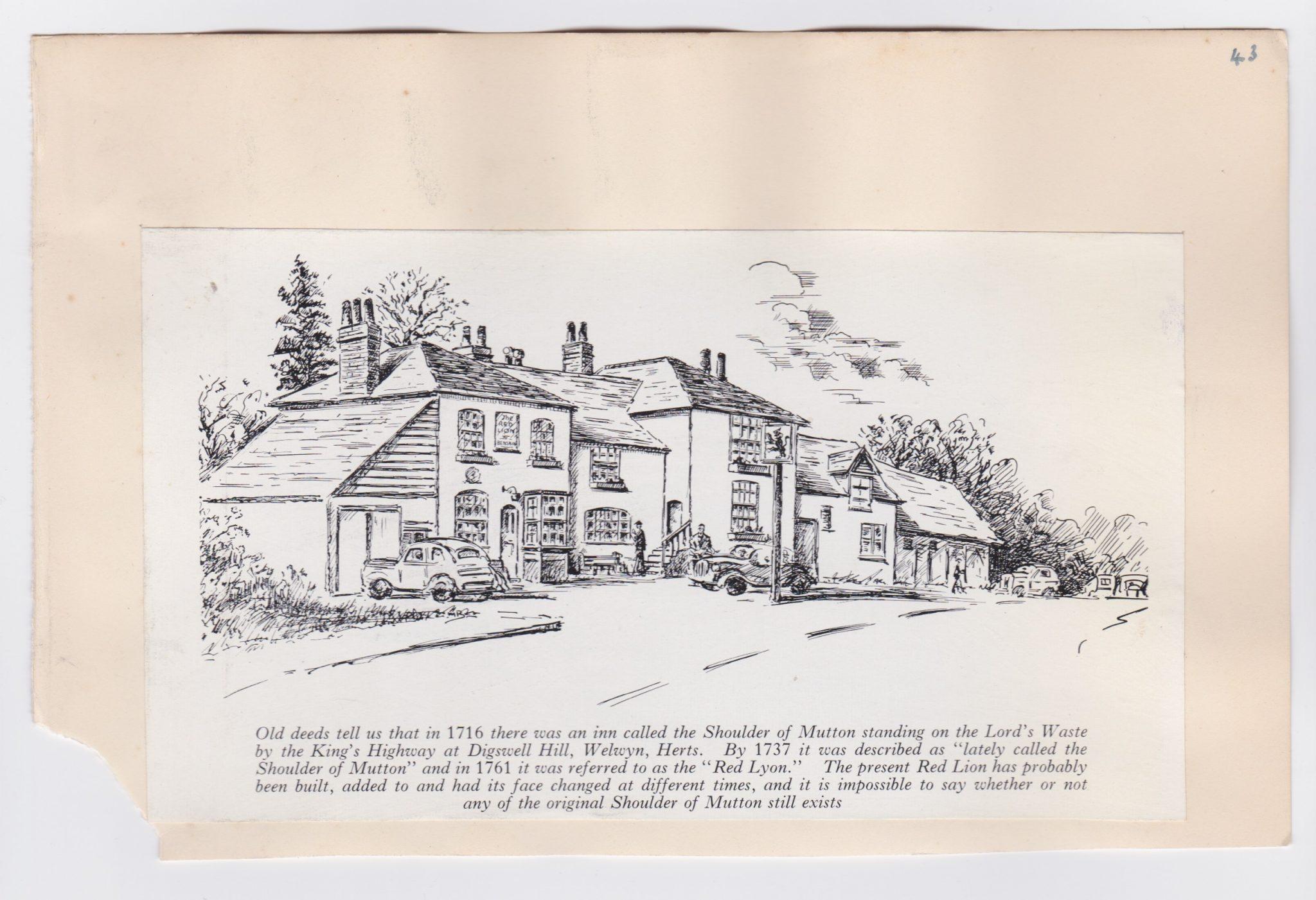 A Pub History Scrapbook Archive 14