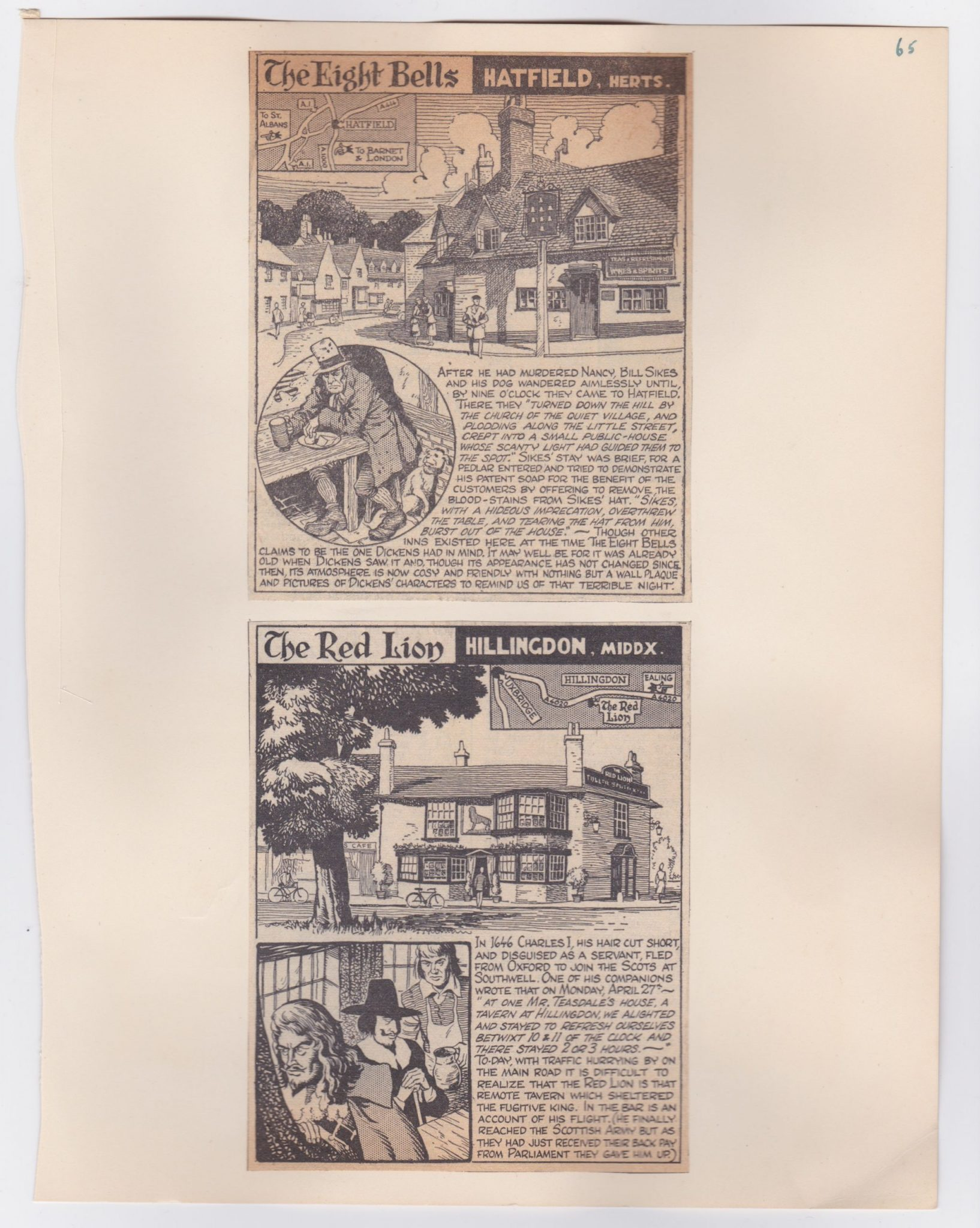 A Pub History Scrapbook Archive 24