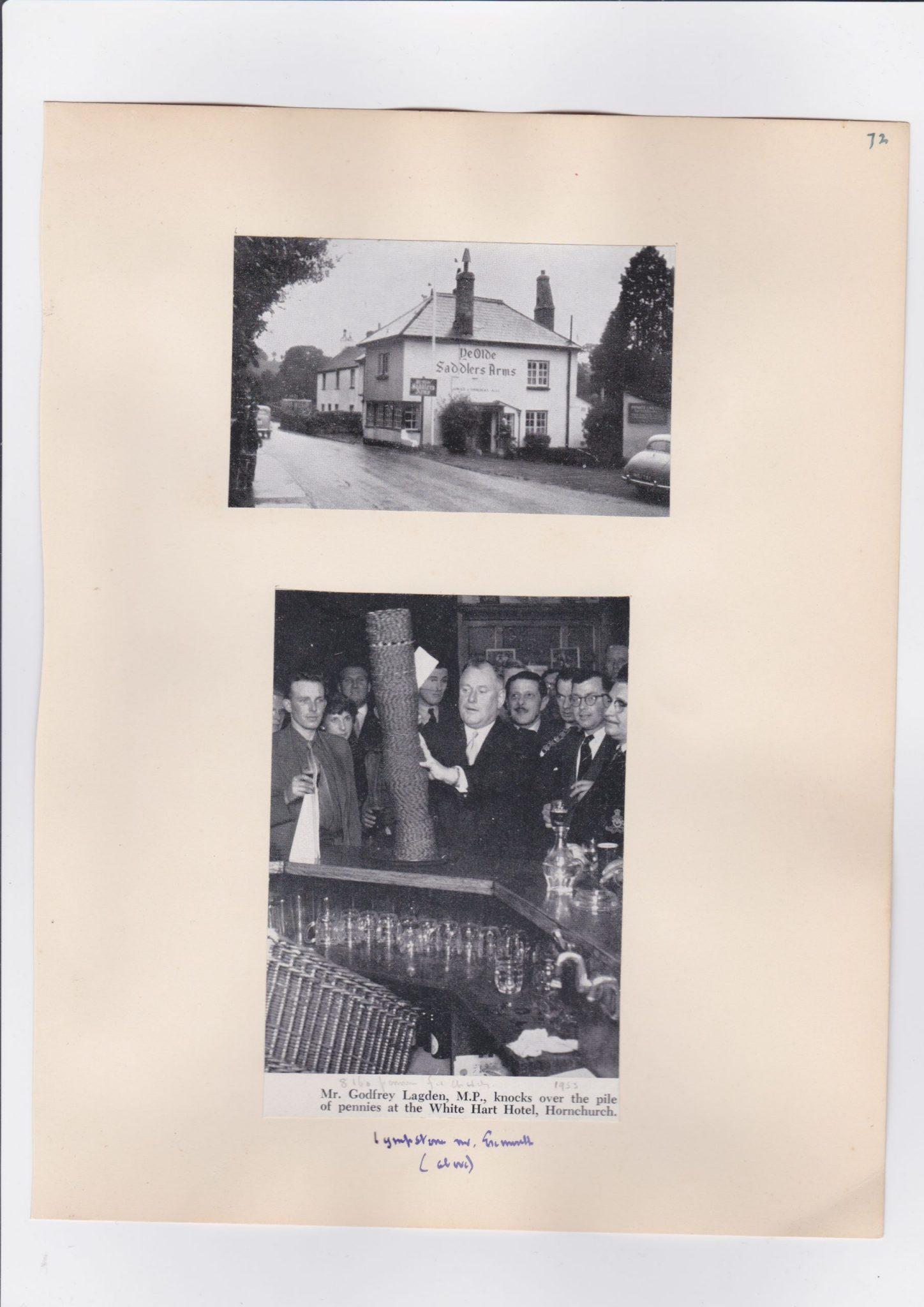 A Pub History Scrapbook Archive 26