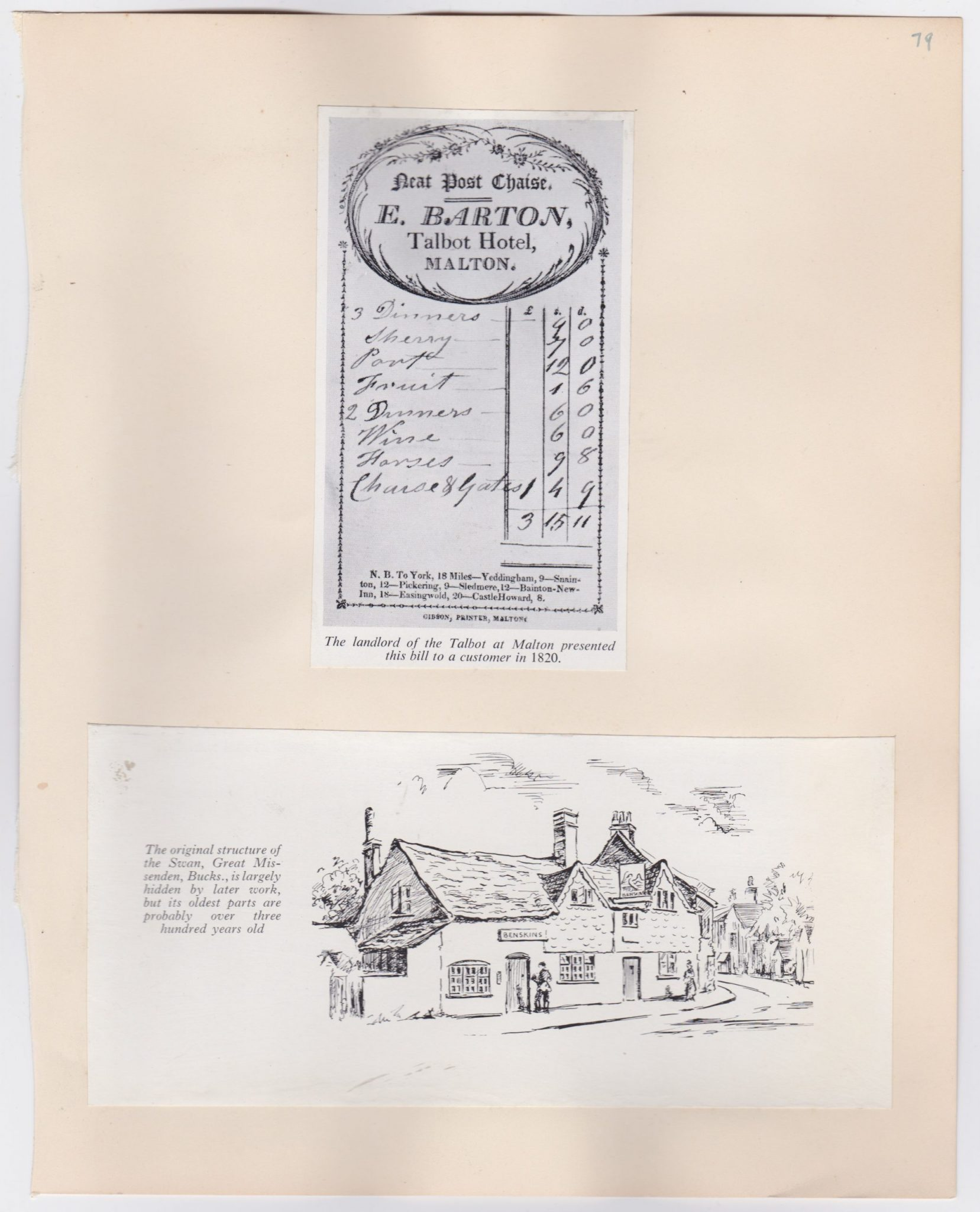 A Pub History Scrapbook Archive 29