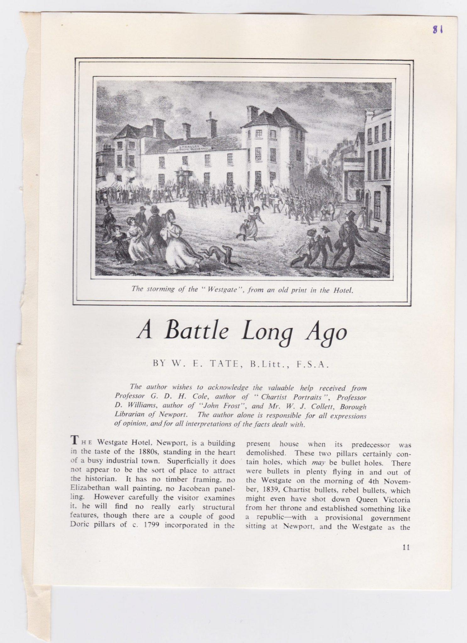 A Pub History Scrapbook Archive 30