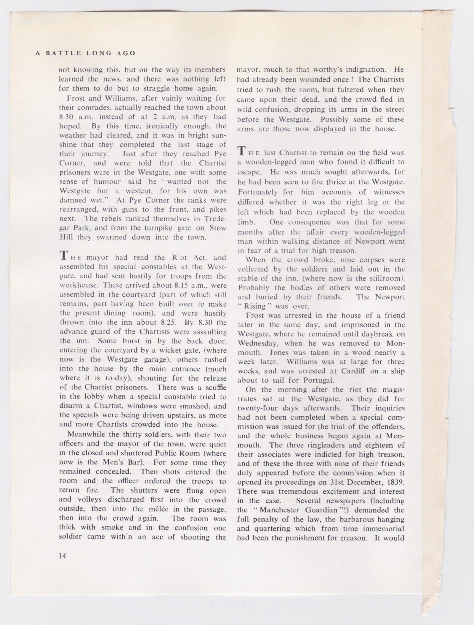 A Pub History Scrapbook Archive 33