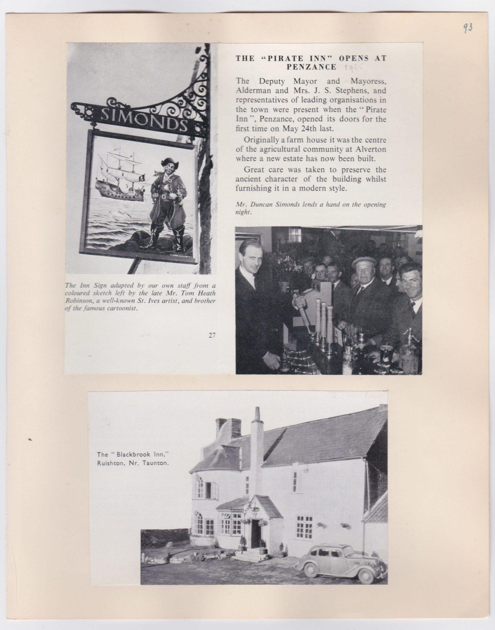 A Pub History Scrapbook Archive 37