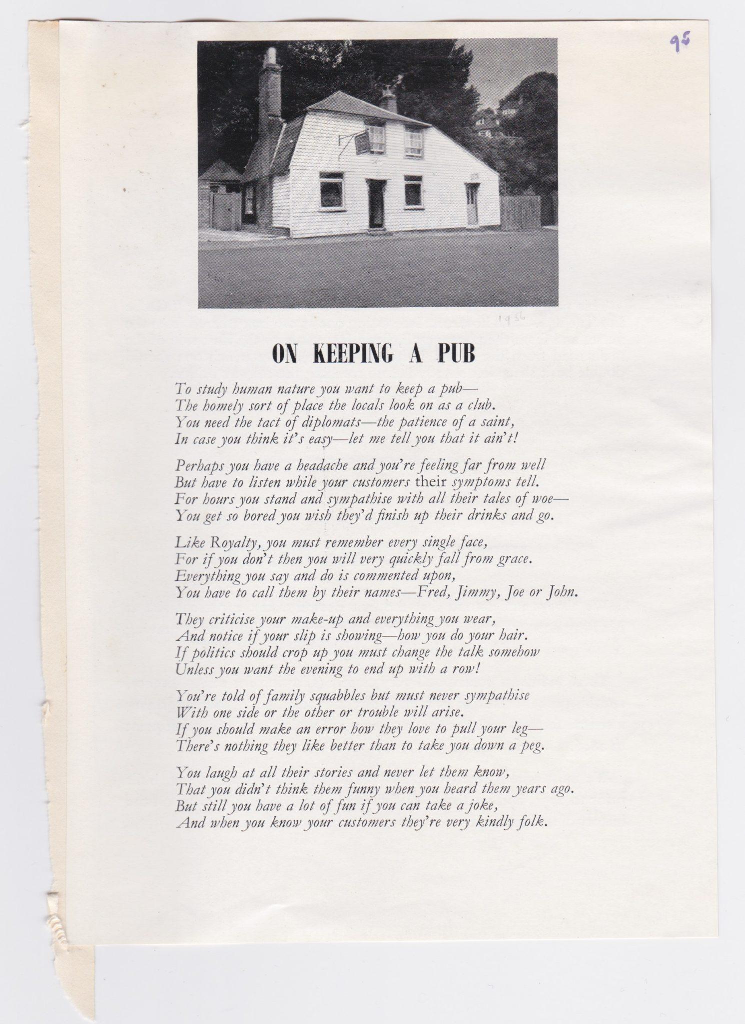A Pub History Scrapbook Archive 38