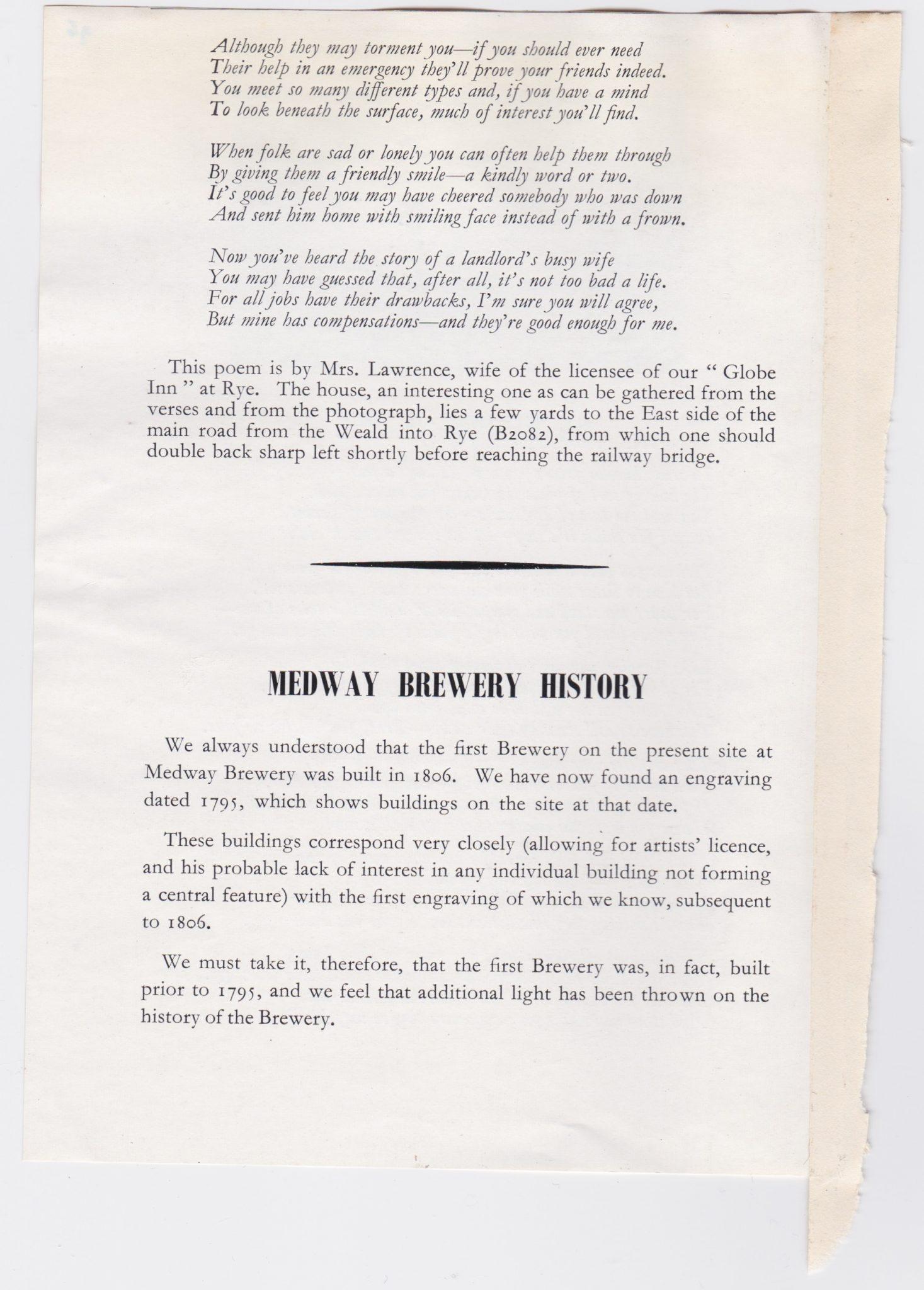 A Pub History Scrapbook Archive 39