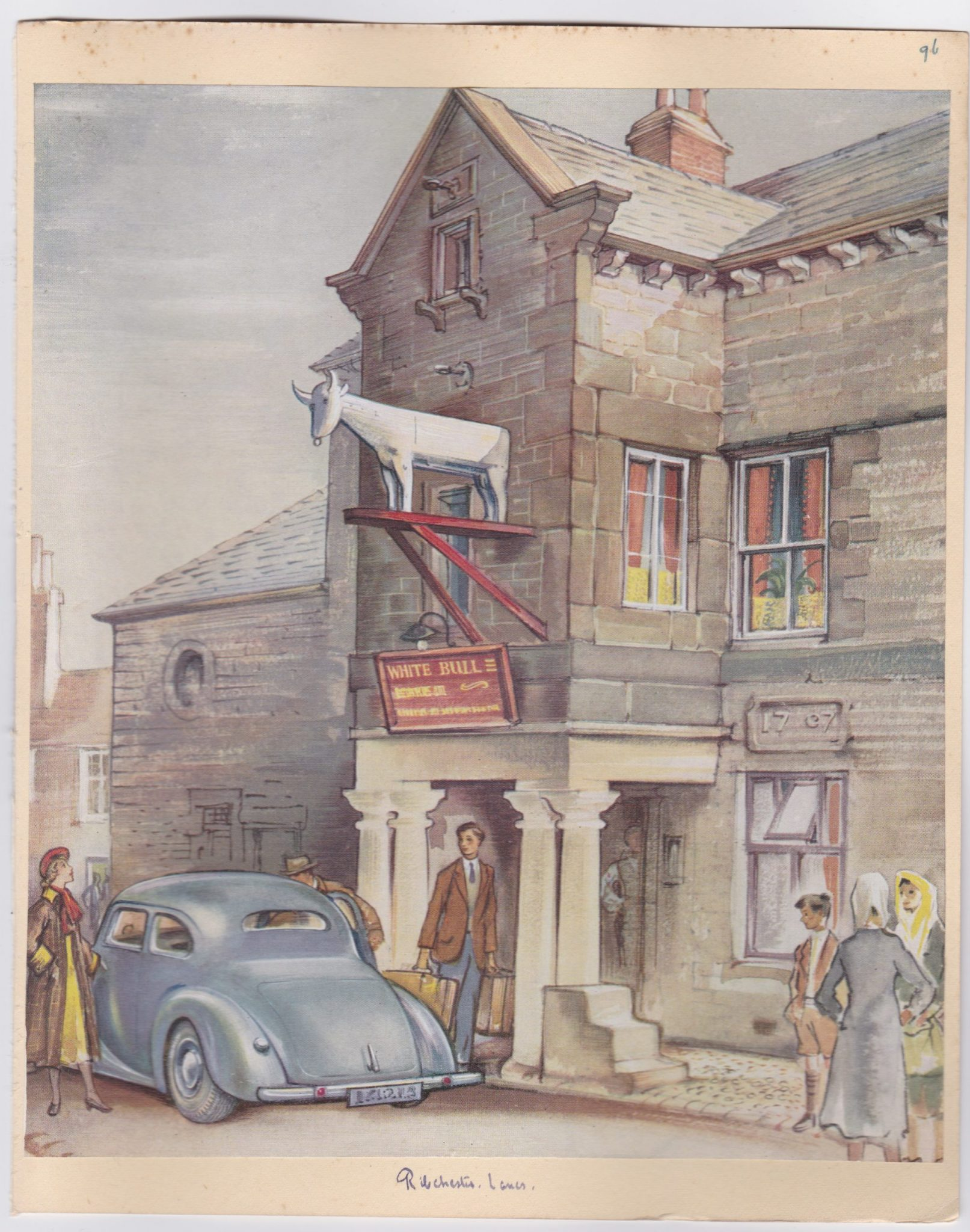 A Pub History Scrapbook Archive 40