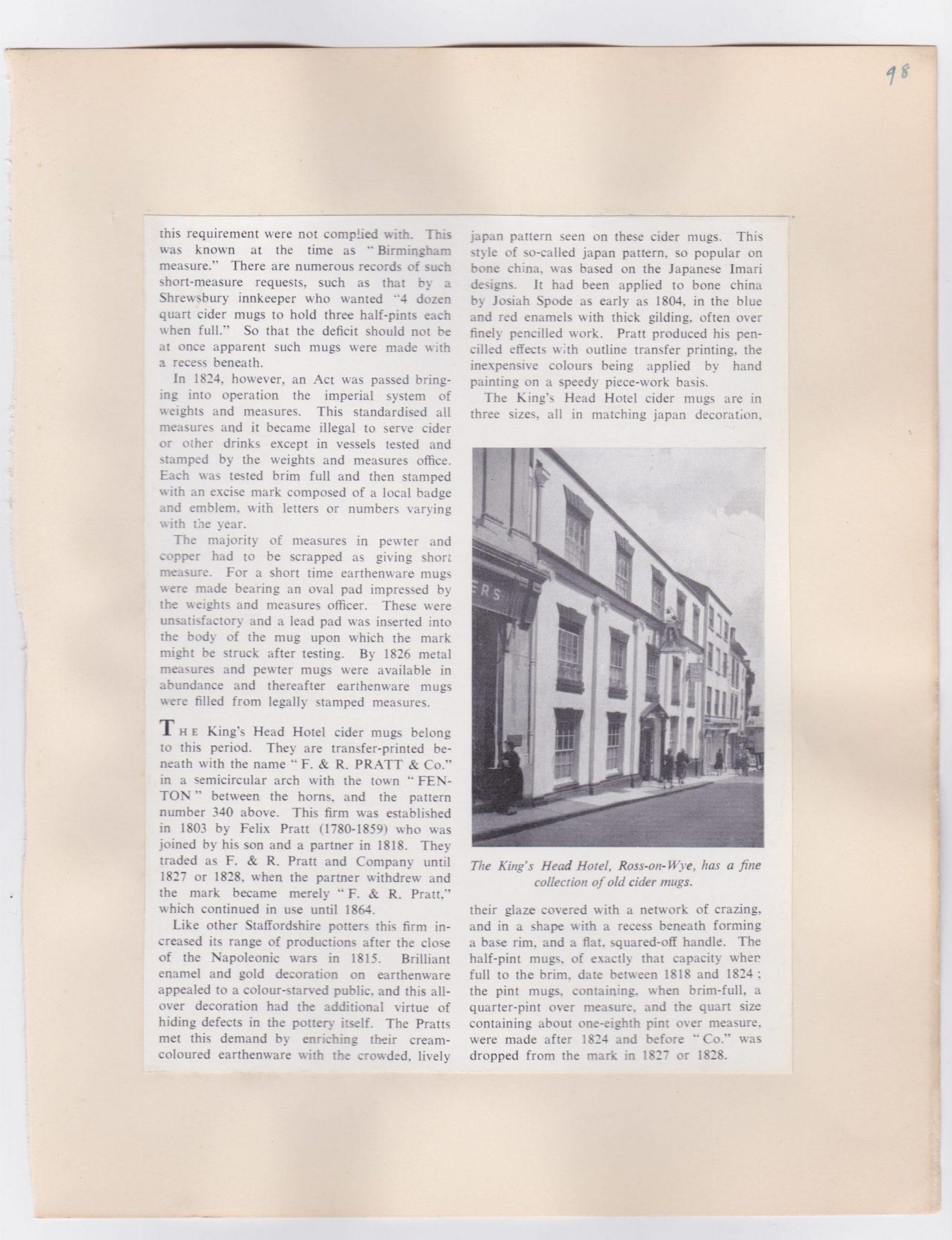 A Pub History Scrapbook Archive 42