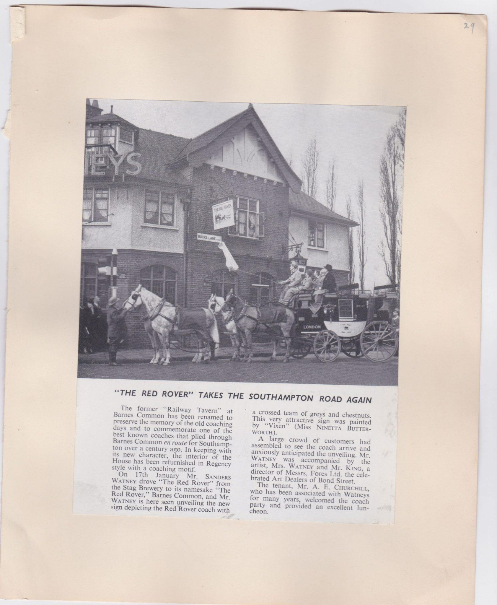 A Pub History Scrapbook Archive 4