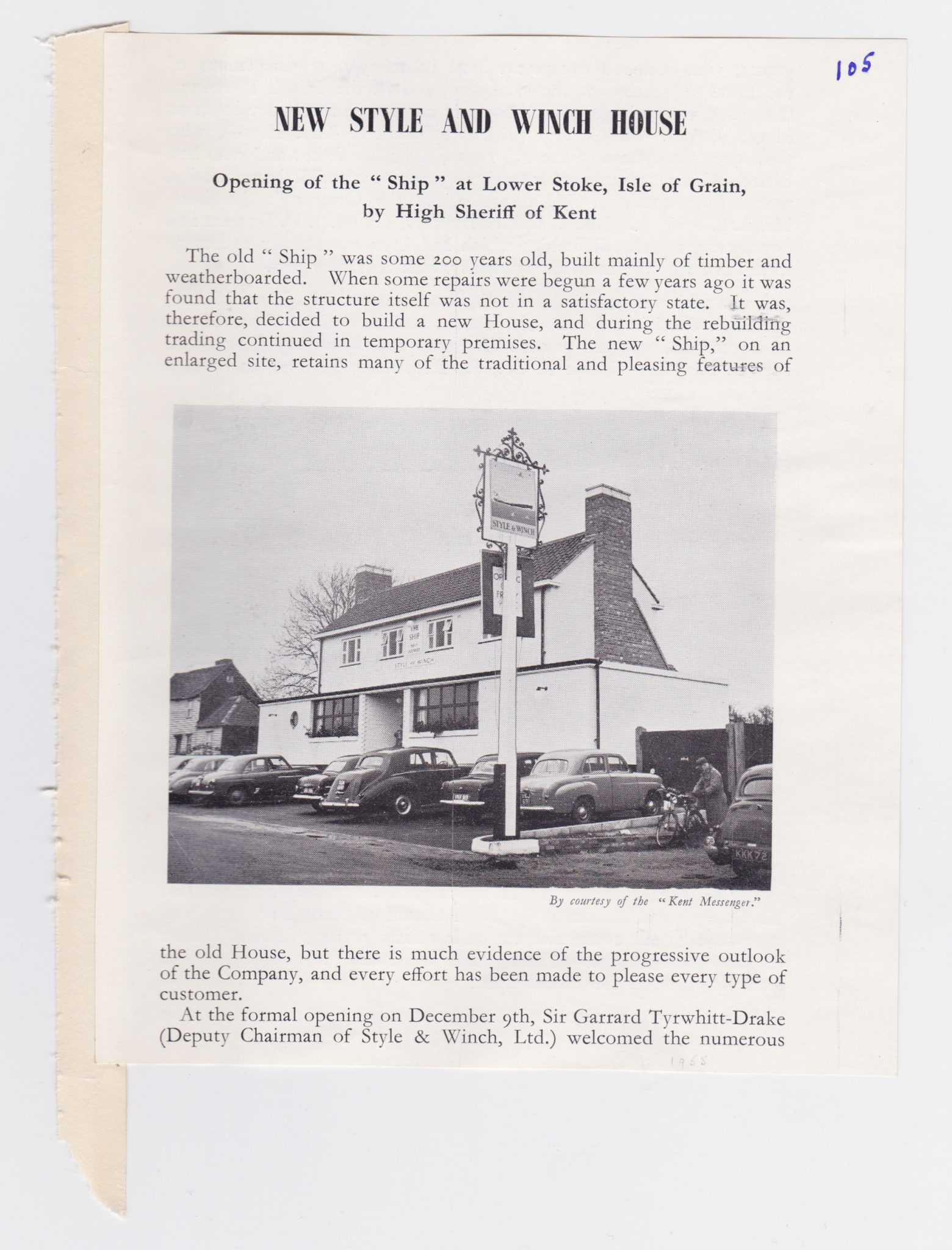 A Pub History Scrapbook Archive 45