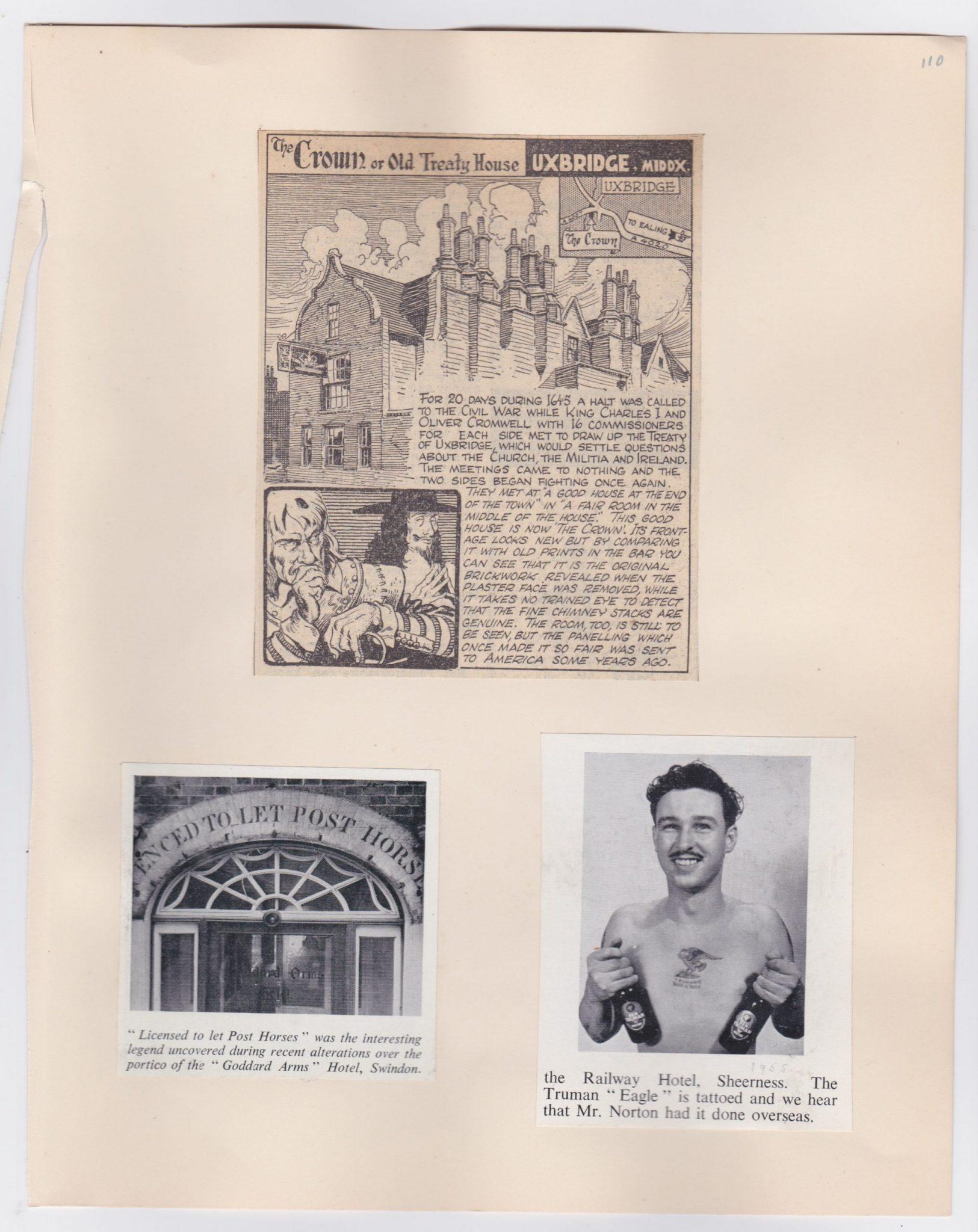 A Pub History Scrapbook Archive 49