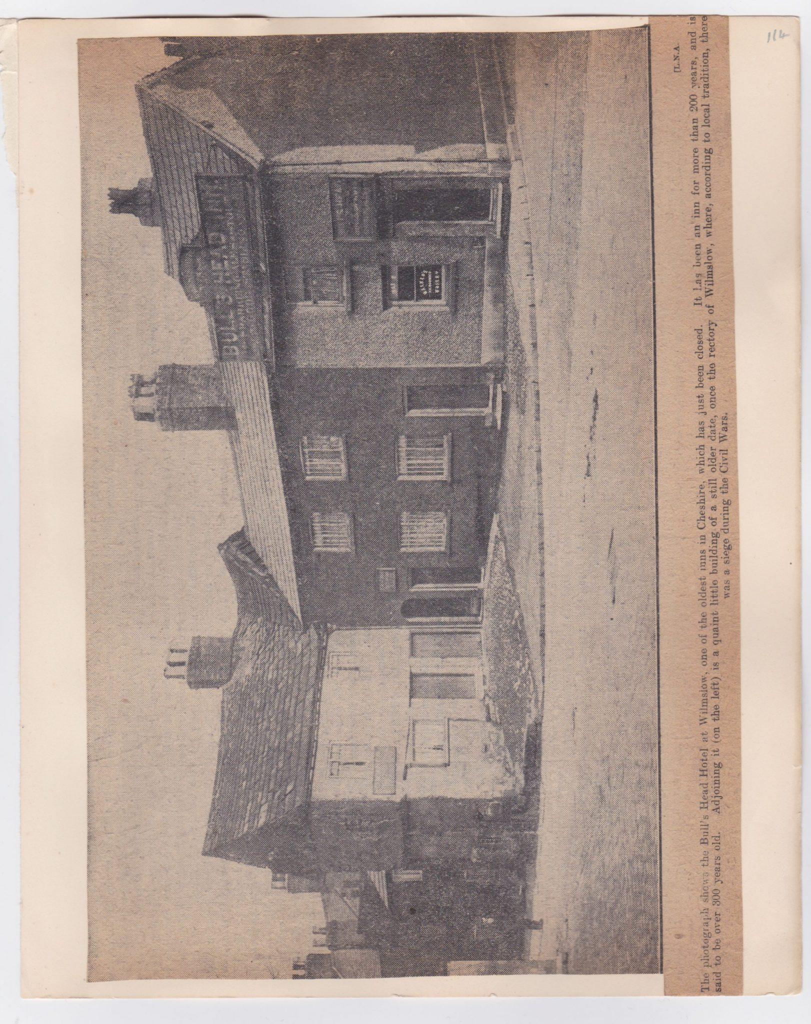 A Pub History Scrapbook Archive 50