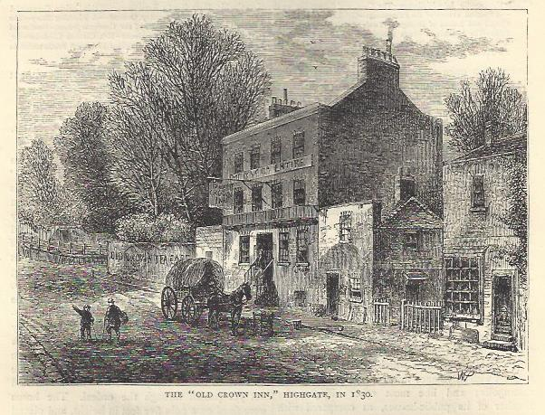 Old London Pubs and Landscapes 9