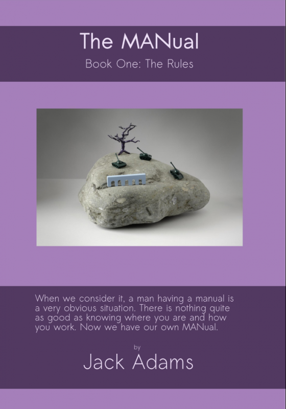 The MANual: book one, the rules.